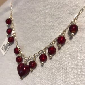 Jewelry - Necklace just in time for Valentine's Day